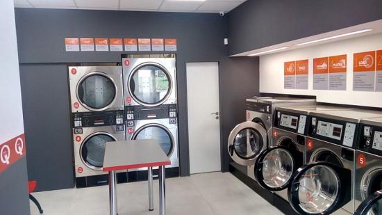 Obrázek prádelny